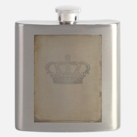 Vintage Royal Crown Flask