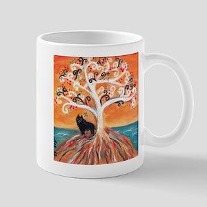 Schipperke spiritual tree Mug