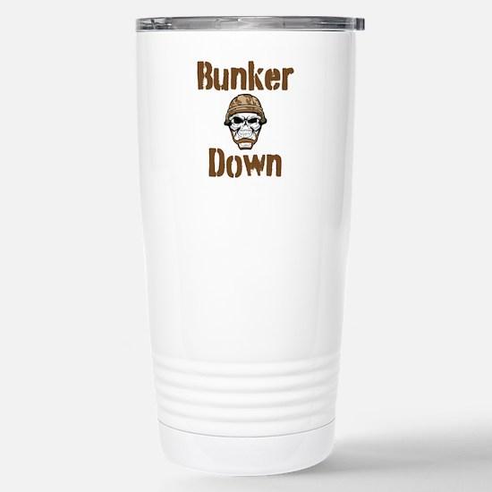 Bunker Down Travel Mug