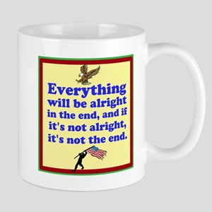 Everything will be alright! Mug