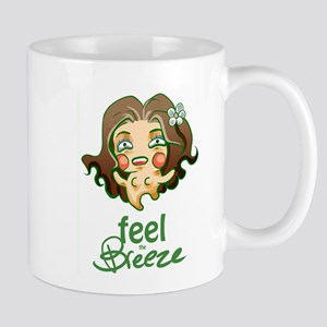 Feel the Breeze Mug