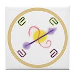 Tile Coaster - Brain Hemisphere Integration