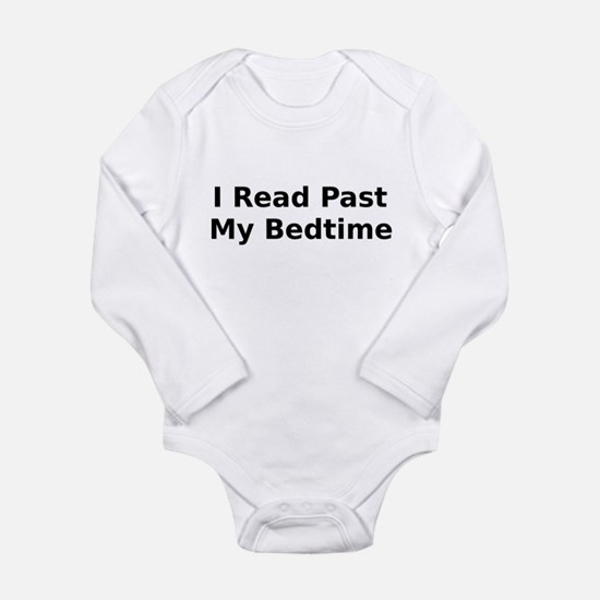 I Read Past My Bedtime Body Suit