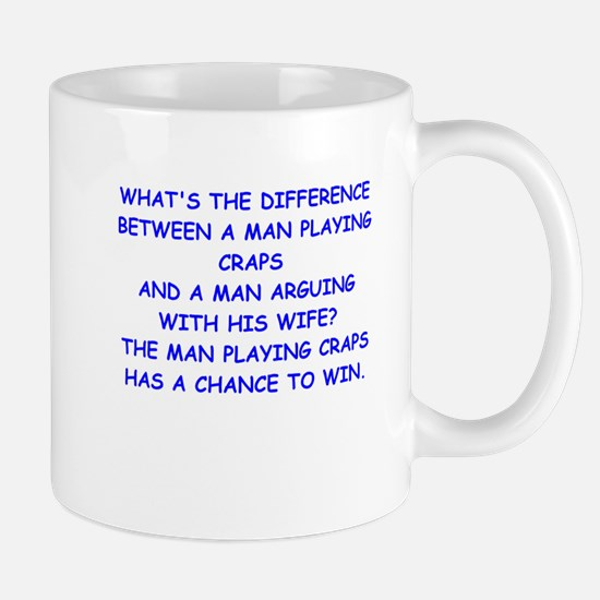 CRAPS2 Mug
