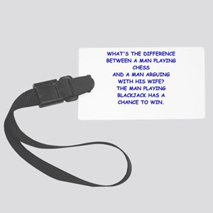 CHESS2 Luggage Tag