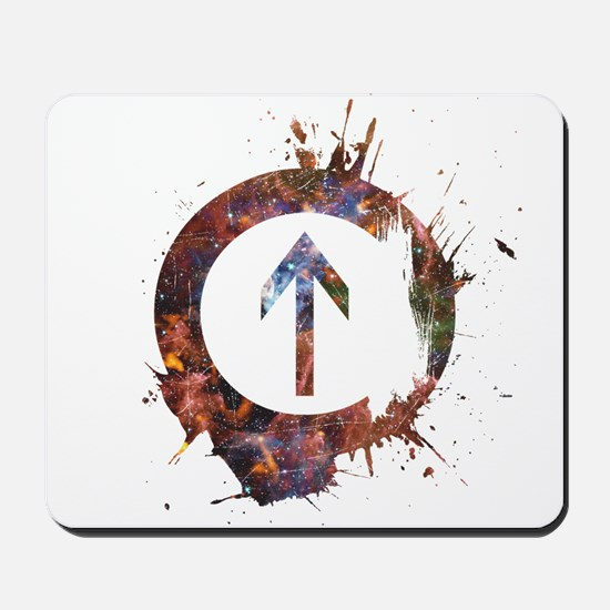 Above Influence - Cosmic Mousepad
