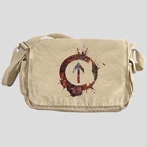 Above Influence - Cosmic Messenger Bag