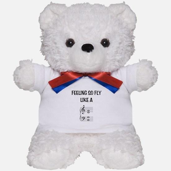 Feeling So Fly Teddy Bear