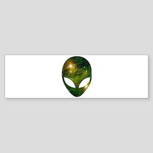 Alien - Cosmic Bumper Sticker