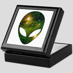 Alien - Cosmic Keepsake Box