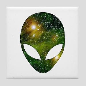 Alien - Cosmic Tile Coaster