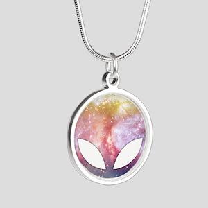 Cosmic Alien Necklaces