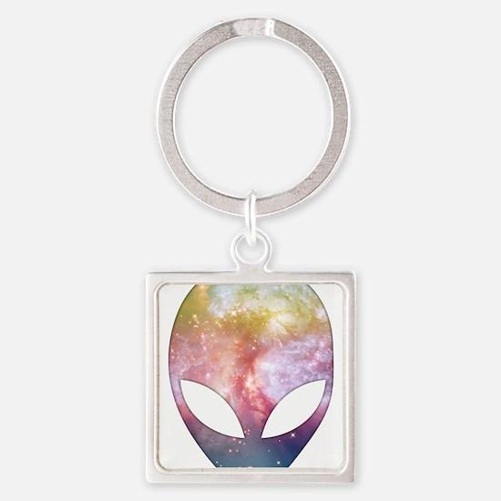 Cosmic Alien Keychains