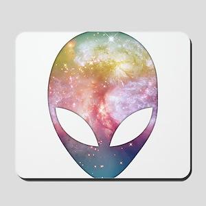 Cosmic Alien Mousepad