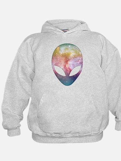 Cosmic Alien Hoodie