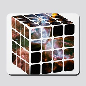 Cosmic Cube Mousepad