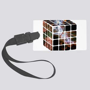 Cosmic Cube Luggage Tag