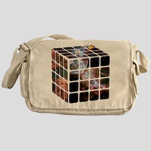 Cosmic Cube Messenger Bag