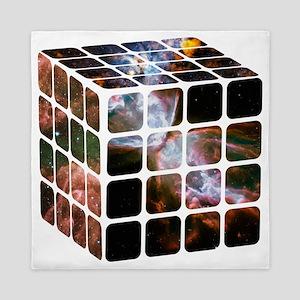 Cosmic Cube Queen Duvet