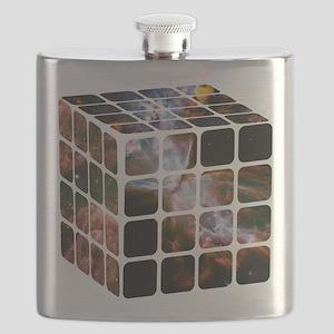 Cosmic Cube Flask