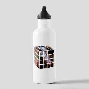 Cosmic Cube Water Bottle