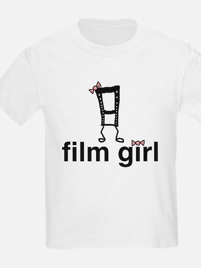 Film Girl Kids T-Shirt