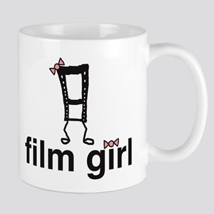 Film Girl Mug