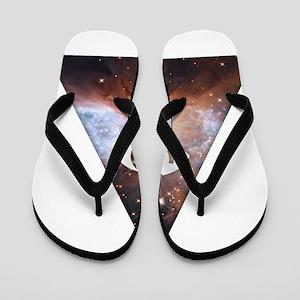 All Seeing - Cosmic Flip Flops