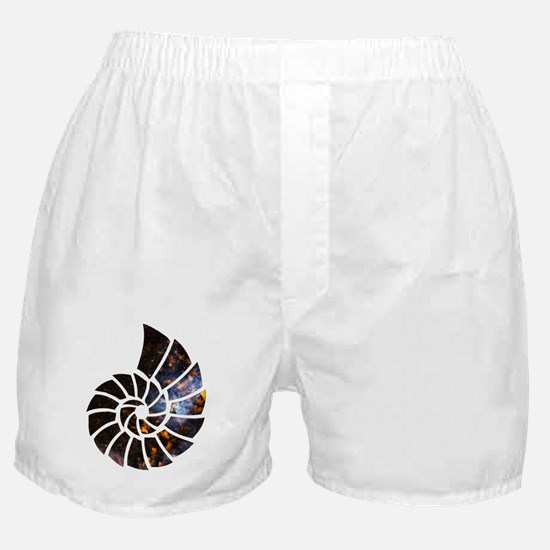 Cosmic Shell Boxer Shorts