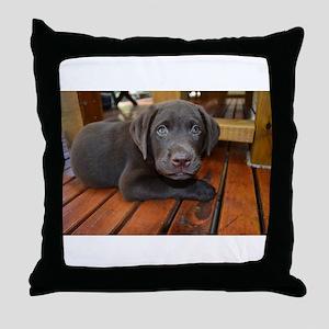 choppa Throw Pillow