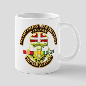 1st Battalion, 6th Infantry Mug