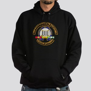 3rd Battalion, 7th Infantry Hoodie (dark)