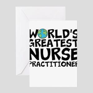 World's Greatest Nurse Practitioner Greeting C
