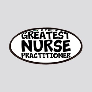 World's Greatest Nurse Practitioner Patch