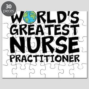 World's Greatest Nurse Practitioner Puzzle