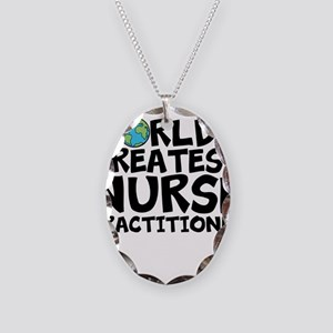 World's Greatest Nurse Practitioner Necklace