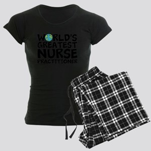World's Greatest Nurse Practitioner Pajamas