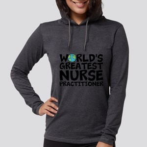 World's Greatest Nurse Practitioner Womens Hoo