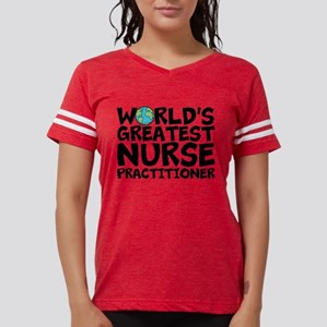 World's Greatest Nurse Practitioner Womens Foo
