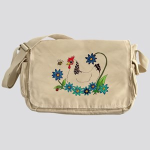 SPRING IS IN THE AIR Messenger Bag