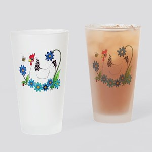 SPRING IS IN THE AIR Drinking Glass