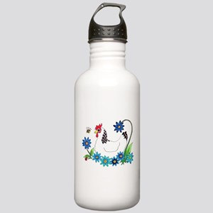 SPRING IS IN THE AIR Water Bottle