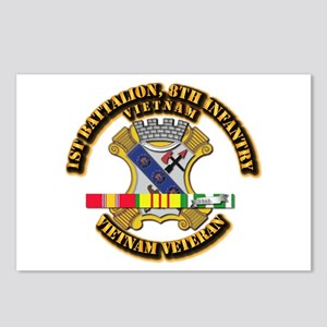 1st Battalion, 6th Infantry Postcards (Package of
