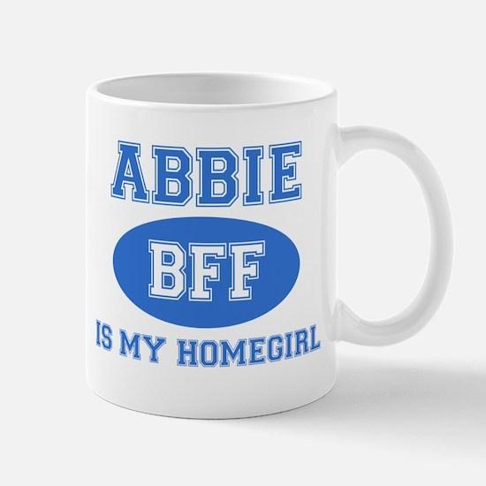 Abbie is my homegirl Mug