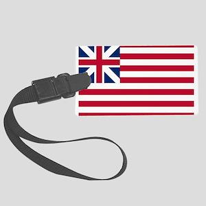1 US Grand Union Flag Luggage Tag