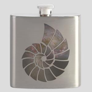 Cosmic Shell Flask