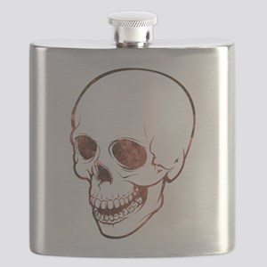 Cosmic Skull Flask