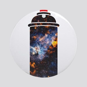 Spray Paint - Cosmic Ornament (Round)