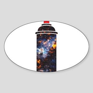 Spray Paint - Cosmic Sticker