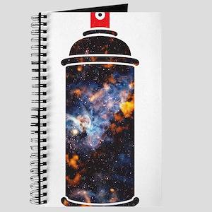 Spray Paint - Cosmic Journal